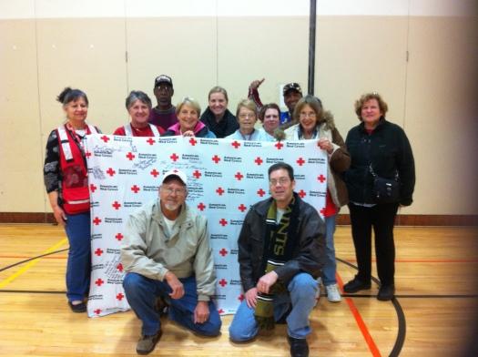 Regional Volunteers Continue Relief Efforts