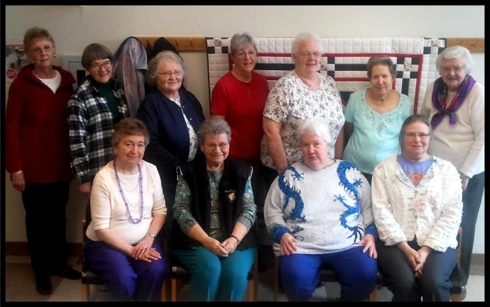 Western Washington Red Cross Quilters