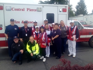 The Home Fire Preparedness Campaign: Armed with free smoke alarms, the team of Red Cross volunteers mobilize to make 100 vulnerable homes safer.