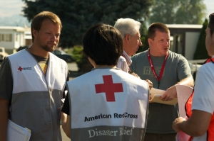 American Red Cross  - Carleton Complex Fire DR 416-15 EWF July 2014 Photo by Jacqueline M. Koch/American Red Cross
