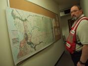 Volunteer Bob Dolhanyk at Snohomich County