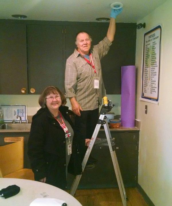 Kathleen and Richard Kennard