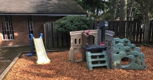 Temp Housing-play area