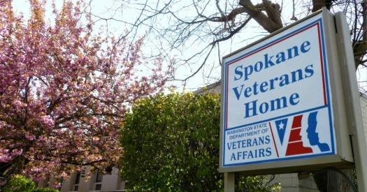 Spokane vets home