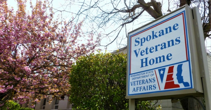 Spokane vets home