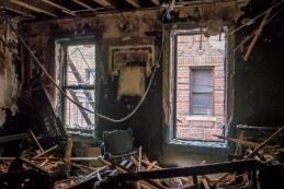 May 15-18, 2017. New York, New York. Video screenshots from the B-Roll Home Fire Response 2017. Video screenshots by Brad Zerivitz/American Red Cross