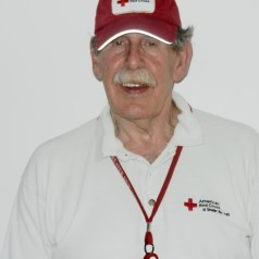Gordon Williams is a Red Cross volunteer and writer for our Northwest Region Communications Team