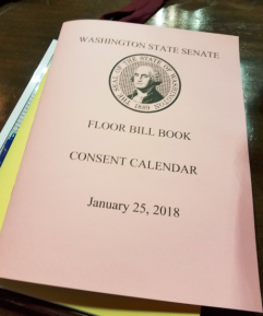 Capitol 3 - Bill Book
