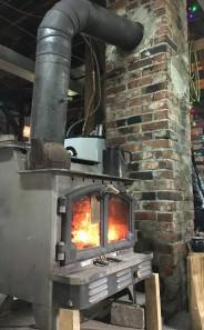 fire chimney