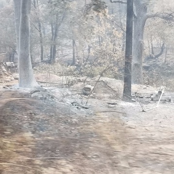 CA Wildfires, August 2018