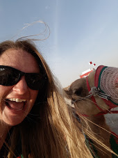 Riding Camels